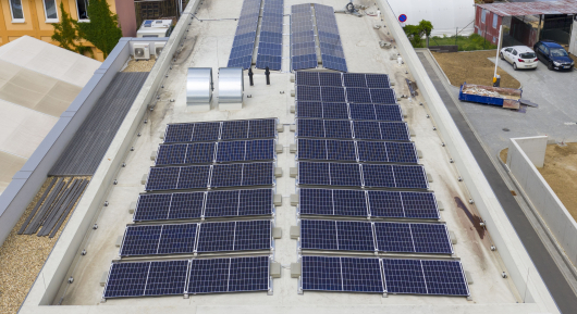 TURNKEY SOLAR POWER PLANT FOR OWN CONSUMPTION – 19.43 KWP