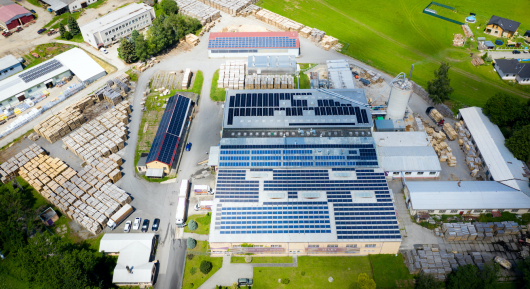 FVE - Performance 300KWP