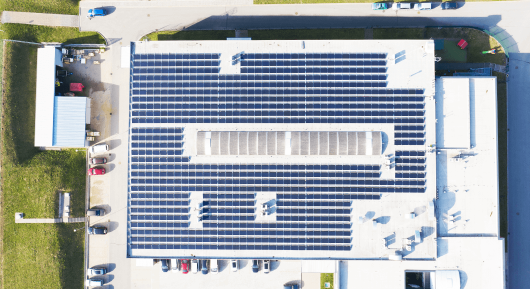 SOLAR POWER PLANT - Performance 240kWp